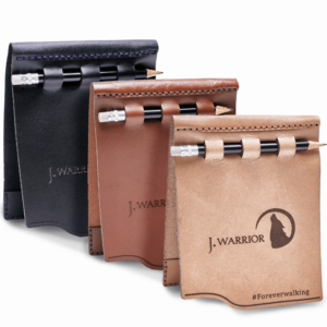 Leather Scorecard Holders